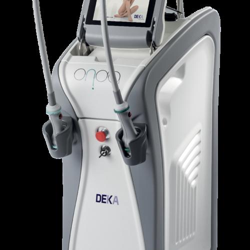 Τεχνολογία ONDA Coolwaves για μόνιμη μείωση λίπους & κυτταρίτιδας.
